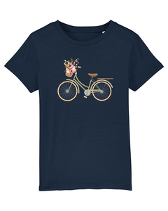 Damenfahrrad | T-Shirt Kinder - wat? Apparel