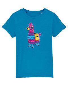 LamaPinata   T-Shirt Kinder - wat? Apparel