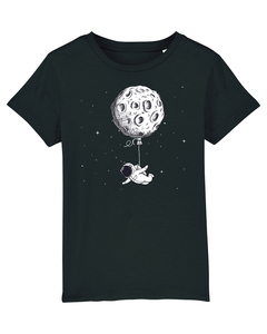 Funny Spaceman | T-Shirt Kinder - wat? Apparel