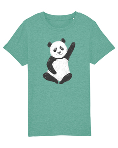 Panda | T-Shirt Kinder - wat? Apparel