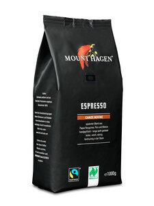 Espresso, 1000 g ganze Bohne (10934) - Mount Hagen