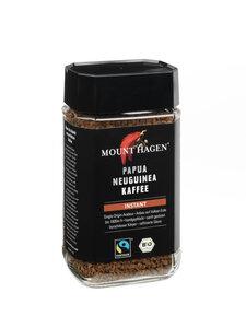 Instant-Kaffee, 100 g Glas (10931) - Mount Hagen