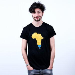 Running Low - Printshirt Männer aus Bio-Baumwolle - Coromandel