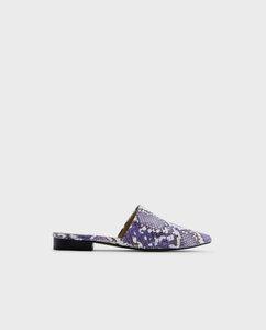 Serpent Amazonique - Original Maultier mit Tiermuster - Momoc shoes