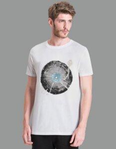 Daniel T-Shirt / Bambus & Bio-Baumwolle / Disc - Re-Bello