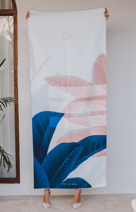 Strandtuch & Handtuch für Reisen und Yoga - Happiness - Isle of Mind