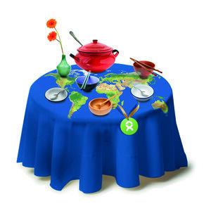 Gedeckter Tisch - OxfamUnverpackt