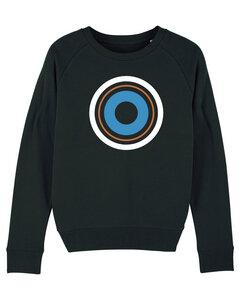 "Damen Sweatshirt aus Bio-Baumwolle ""Target"" - University of Soul"