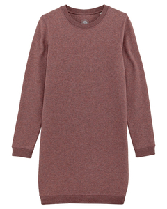 "Damen Sweatshirtkleid aus Bio-Baumwolle ""Melanie"" - University of Soul"
