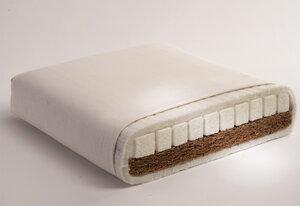 Kindermatratze Lara Plus f. Allergiker geeignet 2 Größen wählbar 100% Baumwoll-Ummantelung  - Prolana