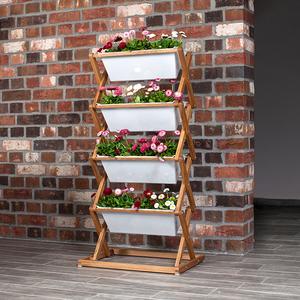 Pflanzgestell - Vertical Garden 4´er - URBANATURE