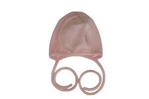 Baby Häubchen rosa - Lana naturalwear