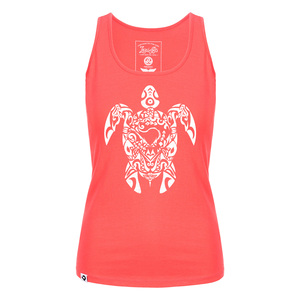 Tribal Turtle Damen Tank Top - Lexi&Bö