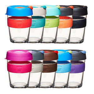 Coffee to go Becher aus Glas - Large - 340ml - KeepCup