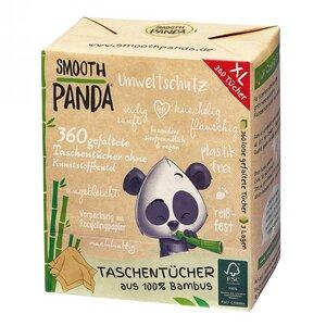 Vegane Bambus Taschentücher  - Smooth Panda