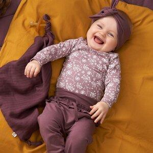 Langarm Baby *Conium Body* GOTS Bio Baumwolle   Müsli - Müsli by Green Cotton