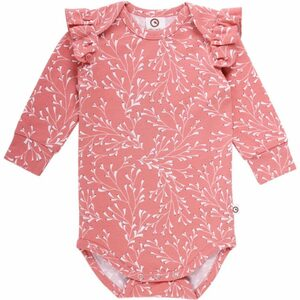 Langarm Baby *Dotti Body* GOTS Bio Baumwolle | Müsli - Müsli by Green Cotton