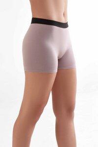 2er Pack Damen Boyshort 3 Farben aus Micromodal Slip Panty Unterhose T1400 - True North