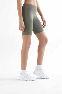 Damen Fahrradhose aus recyceltem Polyester Biker Short Sport Hose T1330 - True North
