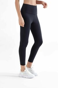 Damen Sport 7/8 Leggings in 4 Farben Bio-Baumwolle Sport Hose - True North