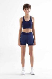 Damen Workout-Shorts aus recyceltem Polyester Sport-Shorts T1340 - True North