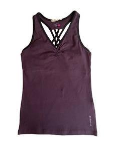 Yoga Top Plum Perfekt - Mandala