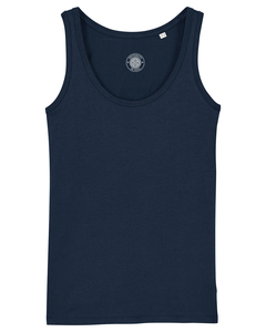 "Damen Tanktop aus Bio-Baumwolle ""Mathilda"" - University of Soul"
