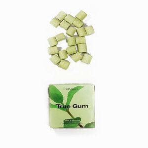 True Gum - Minze Matcha Kaugummi - True Gum