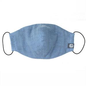 Mund- und Nasen-Maske / Behelfsmaske - Pünktchen Komma Strich