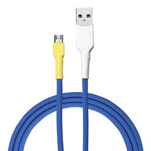 USB-Ladekabel von recable | Farbvariante Blaumeise - Recable