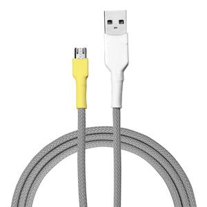 USB-Ladekabel von recable | Farbvariante Gelbkehlvireo - Recable