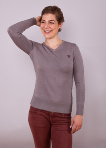 Pullover Kim Grau - GREENALITY