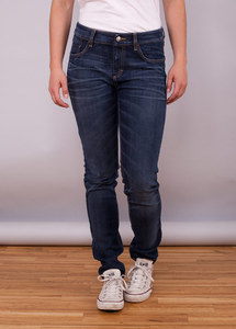 Jeans Lynn Denim Blue vegan - Wunderwerk