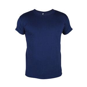 Männer Basic Shirt aus Bio-Baumwolle Made in Tanzania - Kipepeo-Clothing