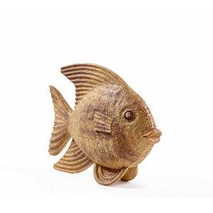 Fisch aus Holz, Deko Aufsteller Fisch  - Mitienda Shop