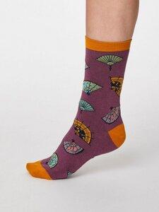 Weiche Socken aus Bambus und Bio-Baumwolle - Thought