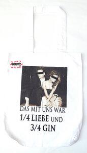 Tasche Anagram: Bag 'Liebe - Gin' - anagram