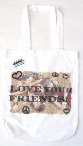 Tasche Anagram: Bag 'Love Your Friends' - anagram