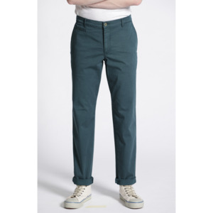 Lasse | Chino | Slim Fit | Emerald Green - Feuervogl