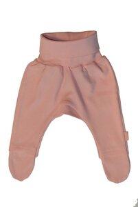 Baby Hose mit Bund rosa - Lana naturalwear