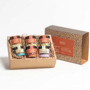 Weihnachts - Kollektion - Gewürz-Geschenkbox BIO - SoulSpice