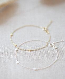 pikfine Armband 'Maeve' // Dreifach  - silber oder vergoldet - pikfine