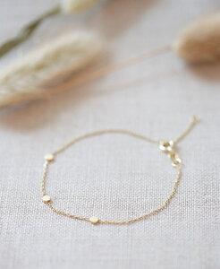 """pikfine Armband """"Maeve"""" // Dreifach  - silber oder vergoldet - pikfine"""