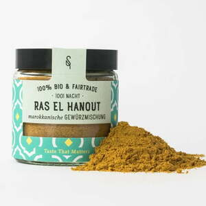 Ras el Hanout Gewürzmischung 50g BIO - SoulSpice