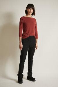 Slim Fit Hose aus Bio-Baumwolle mit Comfort Stretch - LANIUS