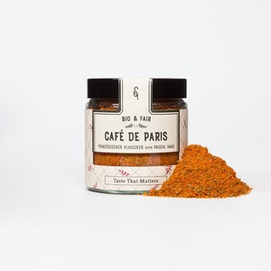 Café de Paris Gewürzmischung 50g BIO - SoulSpice