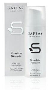 Safeas Weizenkeim Nährmaske - Safeas