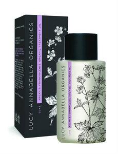 Luxe Spa Treatment Oil Argan & Weihrauch - Lucy Annabella Organics