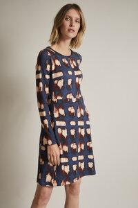 Jerseykleid aus TENCEL Lyocell mit Bio-Baumwolle - LANIUS