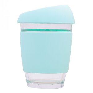 Farbiger Glasbecher - Dora